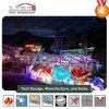 tende libere trasparenti del tetto di 15X15m per 300~500 eventi esterni della gente