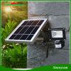 5W van de Zonne LEIDENE van de Sensor van de motie Schijnwerper van de Verlichting van de Tuin Veiligheid van de Vloed de Lichte Waterdichte Openlucht ZonneIP65