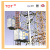 Подъем /Construction подъема здания сертификата Ce OEM Tdt
