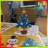 Системная плата деловых обедов ПВХ из пеноматериала на Рождество (TJ УФ-010)