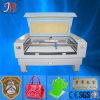 Máquina de estaca média do laser para o couro genuíno (JM-1210H)