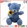 Urso macio da peluche do luxuoso dos brinquedos dos animais enchidos para o presente do miúdo