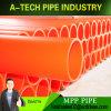 La protección del cable mpp tubo camisa