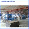 Machine de fabrication de brique chaude de qualité de vente en Afrique du Sud