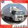Camion de cadre de congélateur exporté par Rhd de Dongfeng Tianjin 4X2 12mt