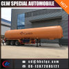 ASME 3axles 60000L 25mt LPG Gas-Transport-Becken-Schlussteil
