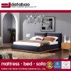 Nuevo diseño moderno dormitorio cama para uso (FB3076)