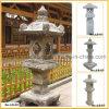 Outdoorの庭(YKLS-15)のための花こう岩Stone LanternおよびStone Lamp