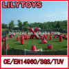 Nuovo Design Inflatable Paintball Bunkers/Inflatable Paintball Field da vendere (J-PB-004)