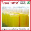 Adhésif acrylique Base d'eau BOPP Jumbo rouleau de bande d'emballage