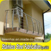 Buildingsのための方法Design Stainless Steel Balcony Railing