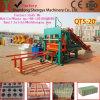 Nigeria la alta demanda de Qt automática máquina Mkaing5-20 de ladrillo de hormigón para la venta