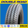 Dr838 두 배 도로 트럭 타이어 1200r24-20pr
