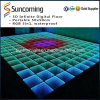 3D Tunnel Effect Mirror Night Club Dance Floor