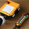 La gru elettrica Radio Remote di F24-12D gestisce