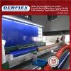 encerado revestido impermeável de grande resistência da tela do PVC 300GSM-1100GSM em China