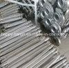 Het roestvrij staal vlechtte de Assemblage van de Slang van het Flexibele Metaal