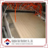 木製のプラスチックWPCドアのパネルの放出機械(SJSZ-92/188)