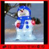 가장 새로운 주제 LED 옥외 훈장 크리스마스 눈사람 빛