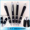 Marchio Available Black Barrel Ballpoint Pen con l'Immaginazione-Designed Clip