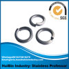 Rondelles de freinage de ressort pour des vis avec les têtes cylindrique DIN7980