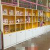 De moderne Houten Boekenkast van de Melamine het Ontwerp met van Deuren (of niet)