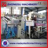 PVC自由な泡のシート押し出し機の放出の突き出る機械装置