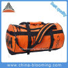 Lo sport esterno trasporta il sacchetto impermeabile dello zaino della tela incatramata della spalla di corsa