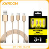 Joyroom 3in1 Data Cable, Double Lightning, Double Micro, Lightning+Micro+Type-C