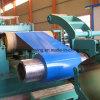 Bobine en acier enduite par couleur de Dx51d Width750mm-1250mm Steel/PPGI