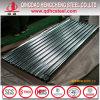 Strato ondulato galvanizzato del tetto dello zinco del TUFFO caldo