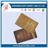 Cartão sem contato esperto do plástico Cr80 RFID do PVC do preço de fábrica
