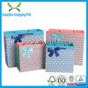 Eco freundlicher Luxus gestempelschnittene Griff-Papier-Einkaufstasche
