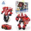 Soba 3in Kinder 1 Spielzeug-, dasauto Roboter umwandeln, wandeln Spielzeug um