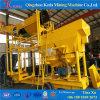15-20 t/h Les mines de diamant Trommel exportés à l'Angola