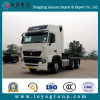 Camión del carro del alimentador de HOWO T7h 6*4 con el HP grande del motor del carro del hombre