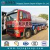 HOWO 석유 탱크 트럭 28m3 중유 유조 트럭 트레일러