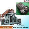 100L изготовление машины прессформы дуновения топливного бака стандарта евро 5