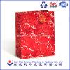 Горячие продажи! ! ! Настраиваемые Рождество бумажный мешок с ручками