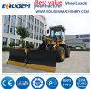 Jcb van Ce van Qingzhou Zl16 EPA de Kleine MiniLader van het Wiel van de Boom Telescopische Landbouw
