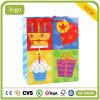 Geburtstag-Geschenk-Kleidungs-Schuh-Spielzeug-Kuchen-System-Geschenk-Papierbeutel
