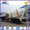 Venda a quente Dongfeng 6*4 9cbm -12cbm Betoneira Máquina