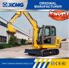 Excavatrice de chenille du matériel Xe40 4ton de construction de routes de XCMG petite
