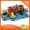 Bateau Pirate Équipement de sport de doux à l'intérieur d'enfants Terrain de jeux intérieur pour la vente