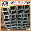 Manica d'acciaio galvanizzata di C per costruzione con l'alta qualità