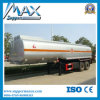 Aceite / del tanque de combustible del semi-remolque de 2 ejes