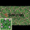Barriera artificiale dell'erba degli impianti di frantumazione del giardino dell'EDERA della rete fissa di plastica del foglio