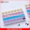 28 케이스 (KL-9047)를 가진 플라스틱 Pill Box