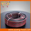 Tuyaux d'air légers et flexibles de PVC de pression