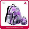 600d Nylon Leisure Fation Plaid Bag Backpack para Sports, School, Kid